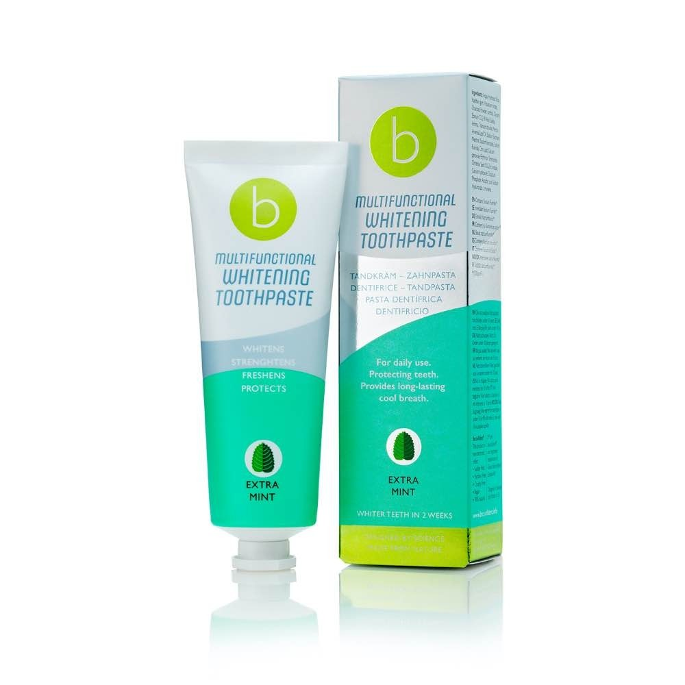 141498 Multifunctional Whitening Toothpaste Extra Mint
