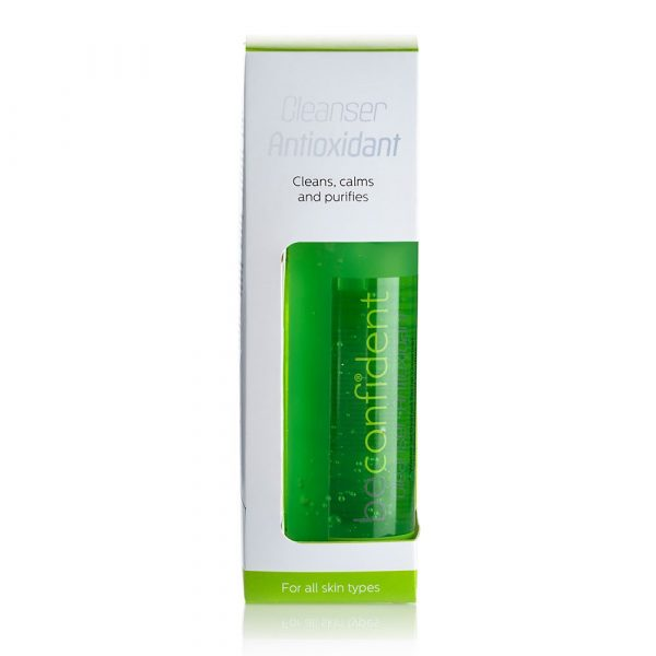 180998 Antioxidant Cleanser packaging