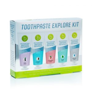 MP143025 Multifuntional Whitening Toothpaste Explore Kit